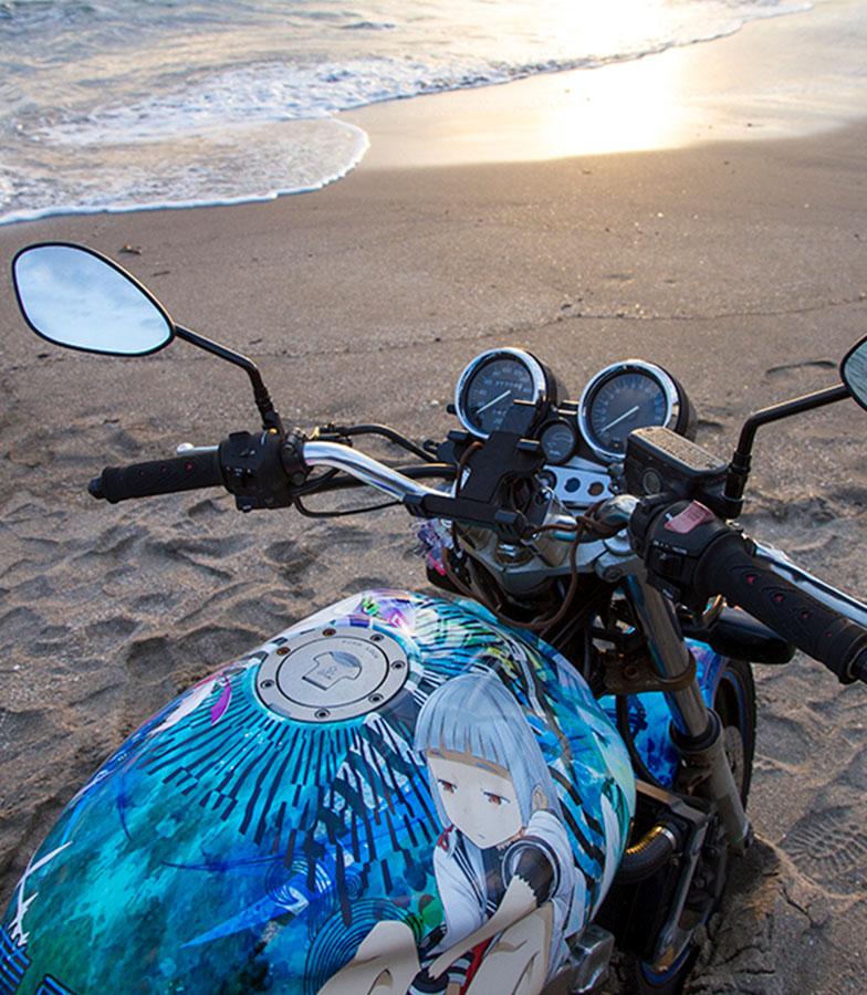痛車、痛バイクの製作事例をご紹介