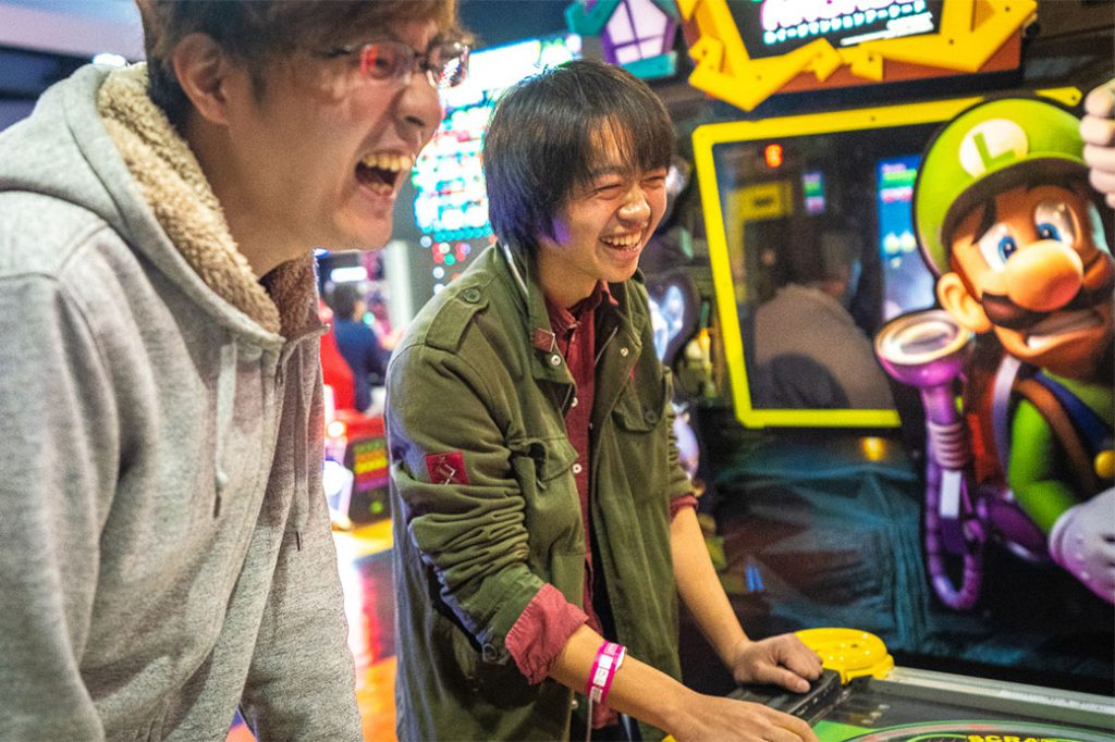 ホッケーゲーム@2019年痛ステ新年会