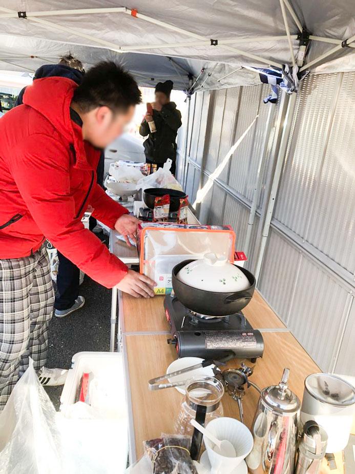 KANATA痛フェス 鍋焼きパーティー