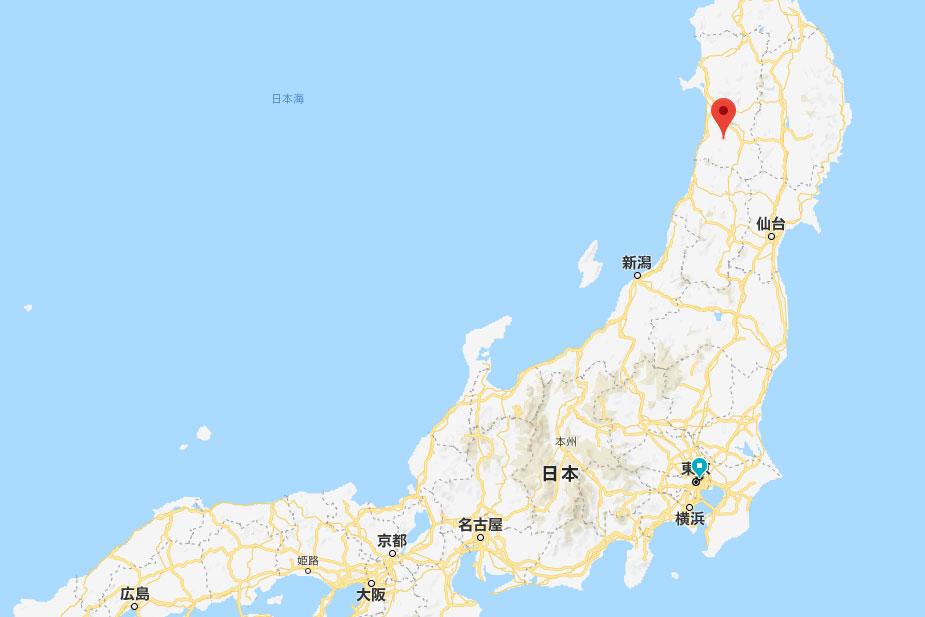 黄桜の里痛車フェス マップ